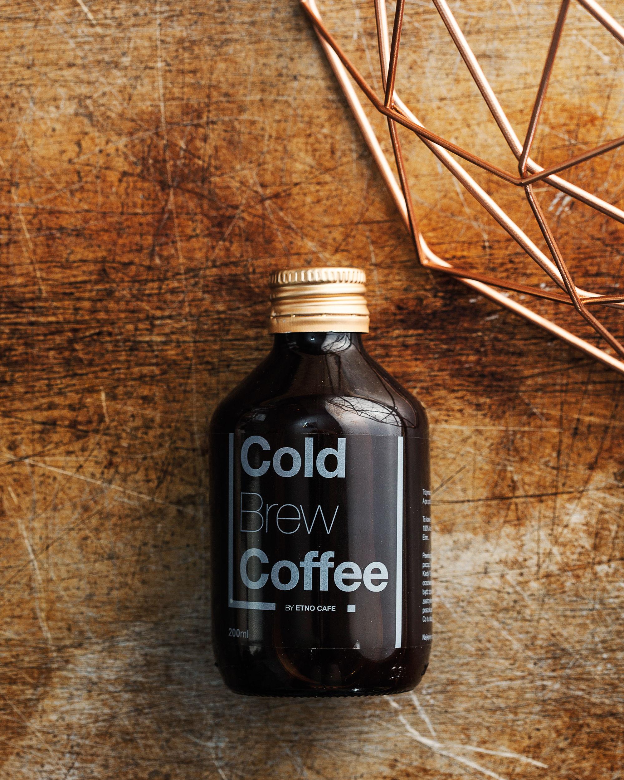 Cold Brew Coffee Etno Cafe
