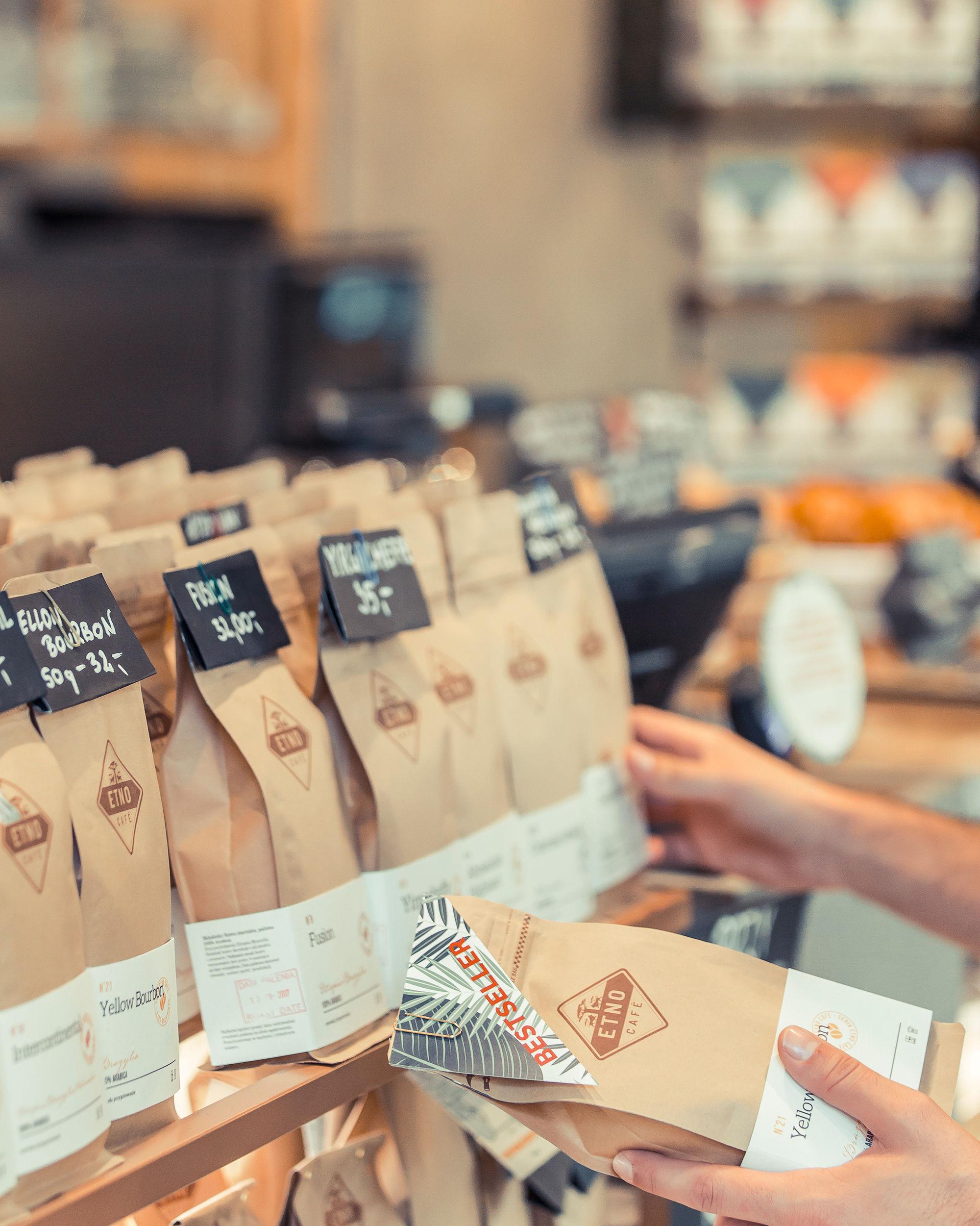Kawa z segmentu premium Etno Cafe