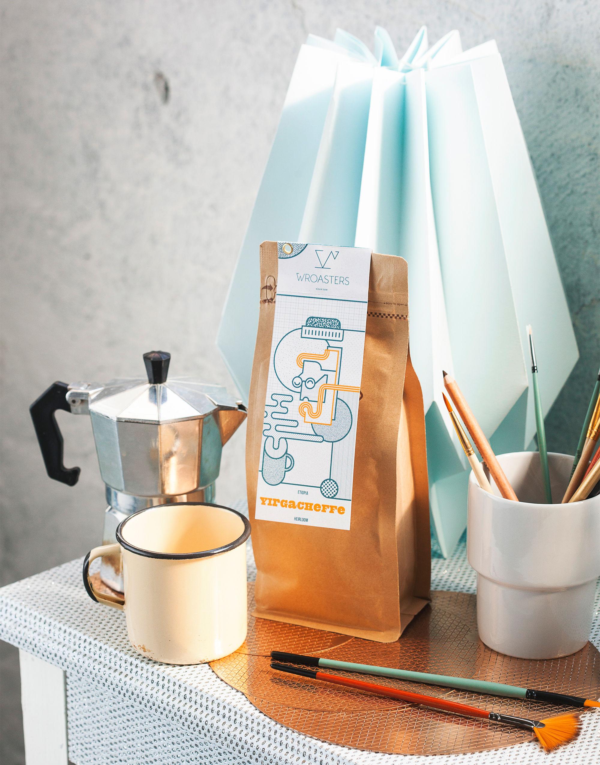 Kawa z segmentu speciality Wroasters