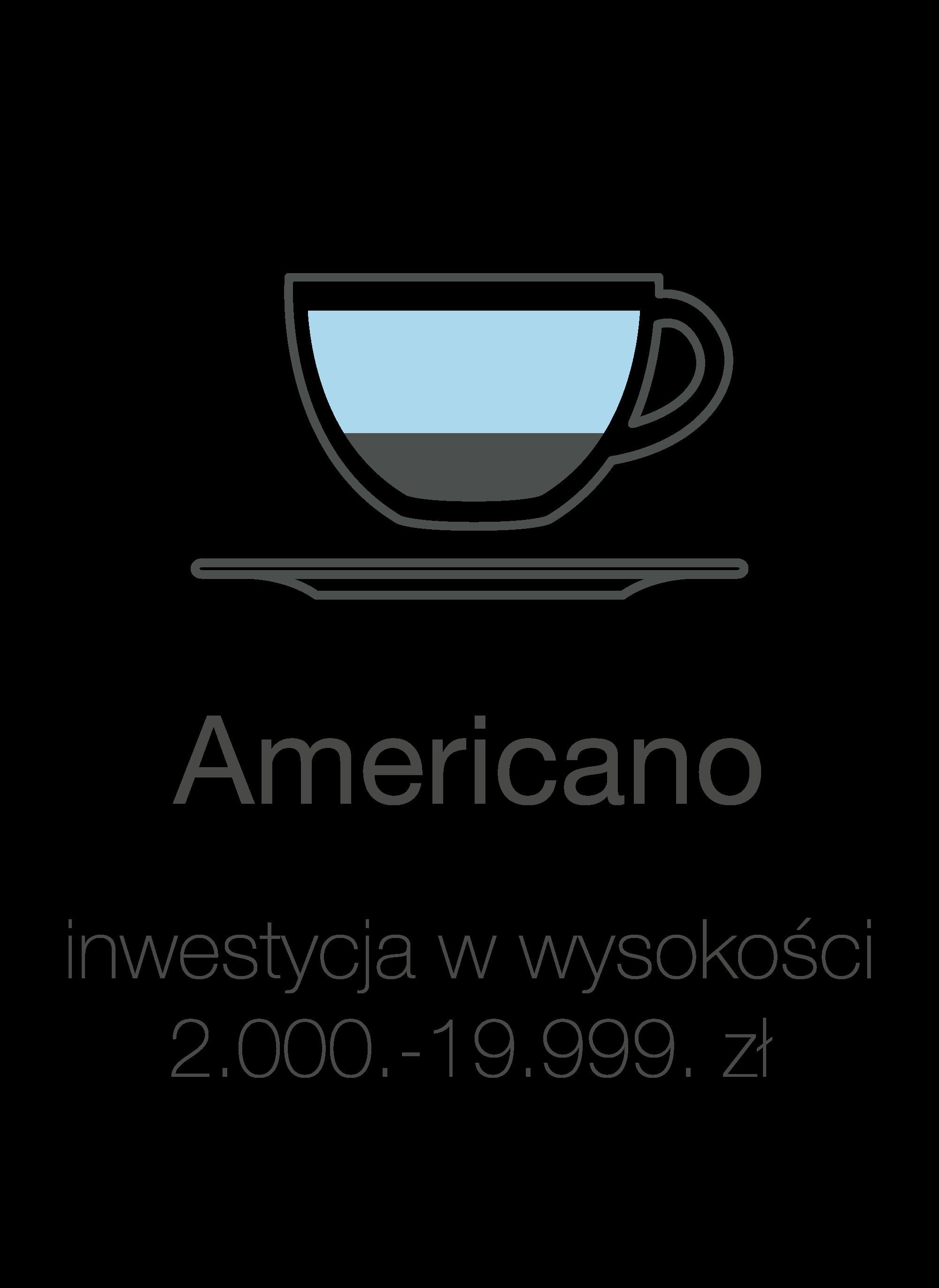 Pakiet Americano Etno Cafe