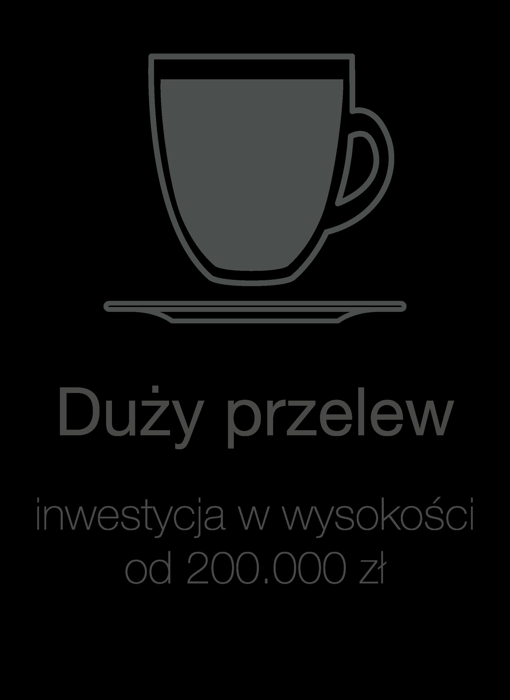 Pakiet Duży Przelew Etno Cafe