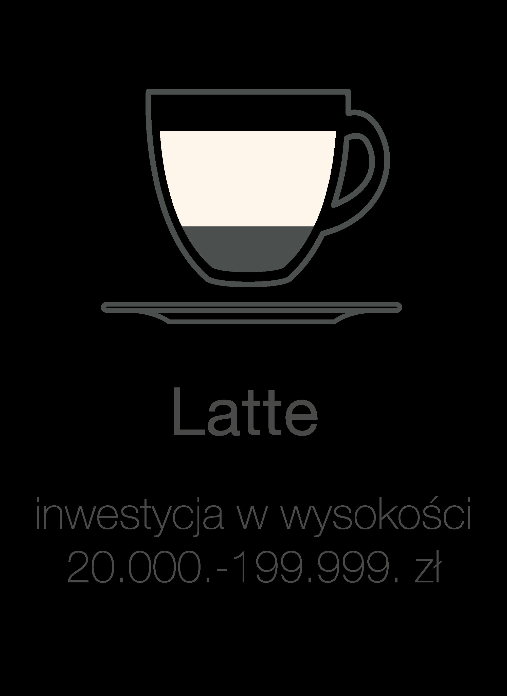 Pakiet Latte Etno Cafe