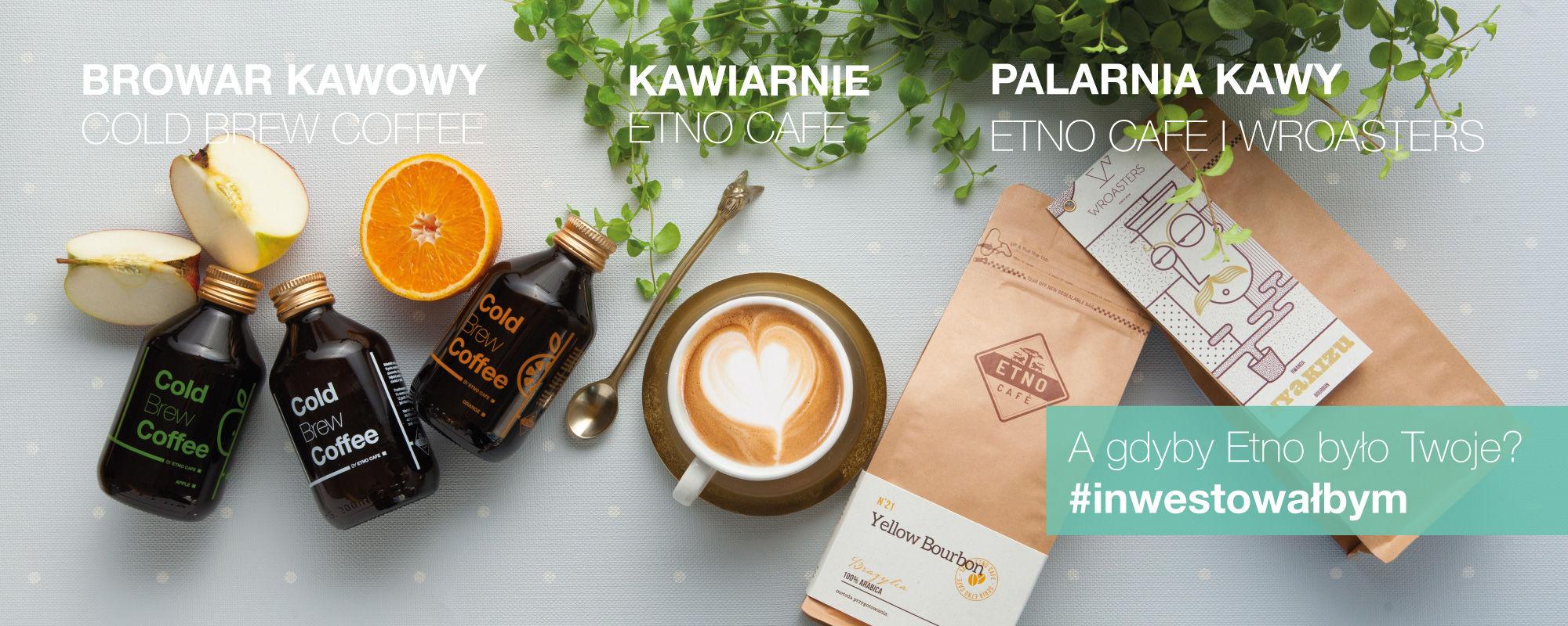 Zainwestuj w Etno Cafe
