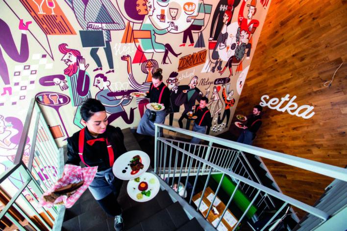 Od SETKI do miliona: ruszyła zbiórka crowdfundingowa na 3 restaurację