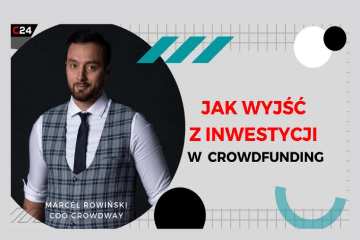 Crowdtalks #3: Jak wyjść z inwestycji w Crowdfunding?