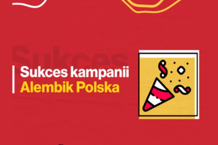 Alembik Polska zebrał 100% kapitału