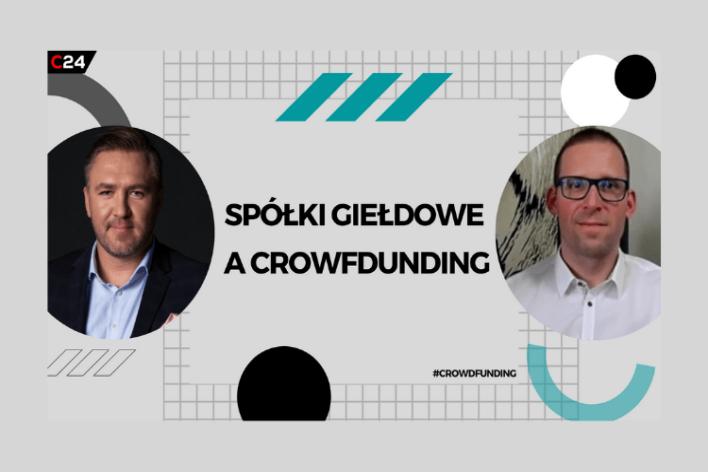 Crowdtalks #7: Czy spółka giełdowa może z powodzeniem przeprowadzić akcję crowdfundingową?