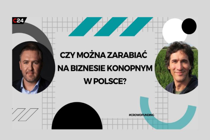 CrowdTalks #11 – czy można zarabiać na biznesie konopnym w Polsce?