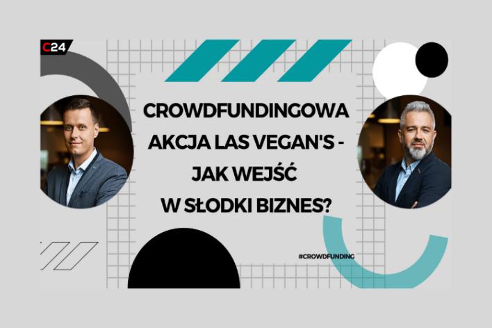 CrowdTalks #12 – kulisy kampanii crowdfundingowej Las Vegan's