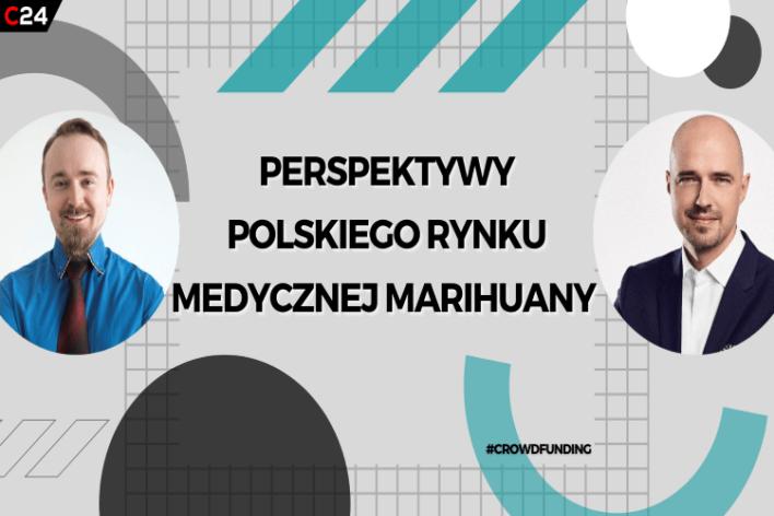 CrowdTalks #13 – rynek medycznej marihuany w Polsce – szansa dla wyspecjalizowanych firm?
