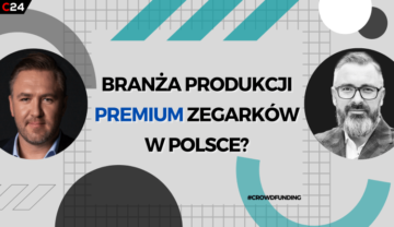 CrowdTalks #25 – zegarki premium z Polski