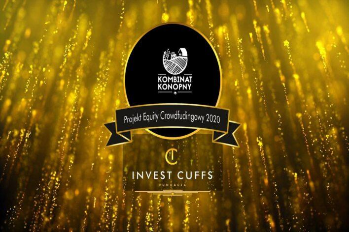 Invest Cuffs – Crowdway i Kombinat Konopny z nagrodą