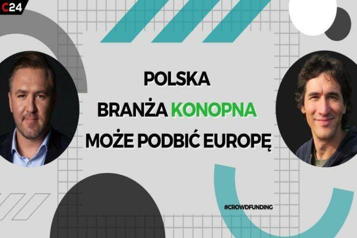 CrowdTalks #23 – polska branża konopna może podbić Europę