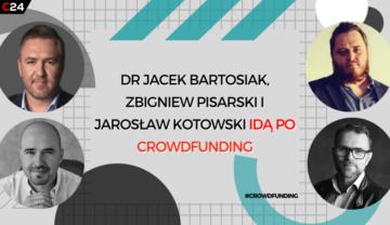 CrowdTalks #30 – światowe sławy geopolityki ruszają z kampanią crowdfundingową
